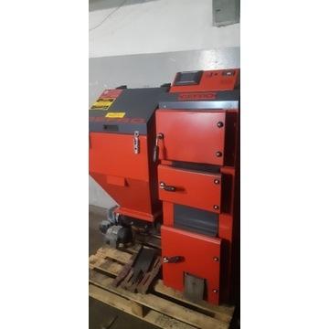 Piec Defro 12 kW z podajnikiem na ekogroszek