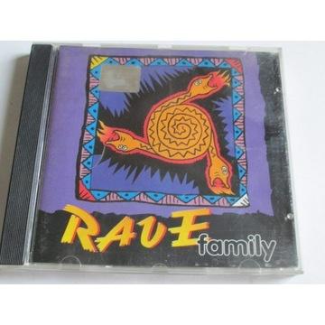 Rave Family cd 1995 Snake / PZPR Rave ,Do Roboty