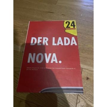 Stary prospekt Lada NOVA