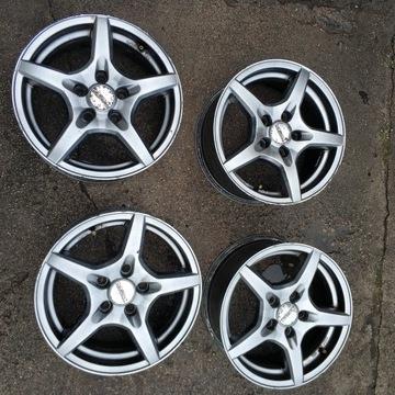 "Felgi aluminiowe Dezent Germany 15"" Audi VW"