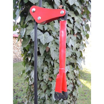 Rope Wrench z popychaczem arborystyka wspinaczka o