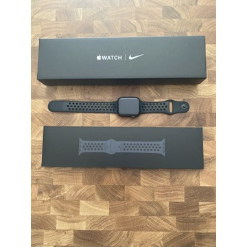 Prawie nowy zegarek iWatch Apple 6 Nike