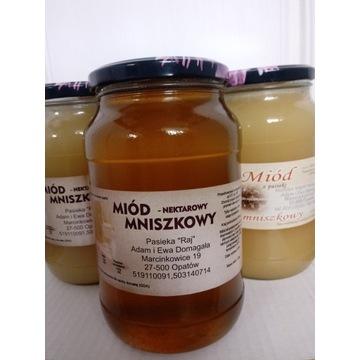Miód Mniszkowy 1.3 kg