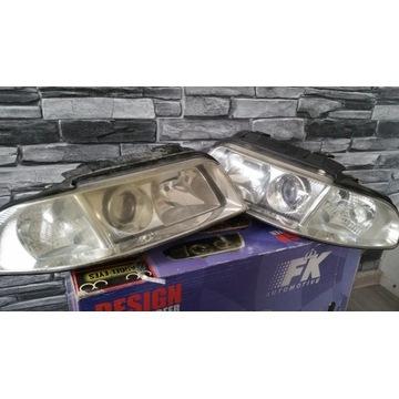 Lampy przód Audi A4 B5 Lift Valeo Oryginał EU