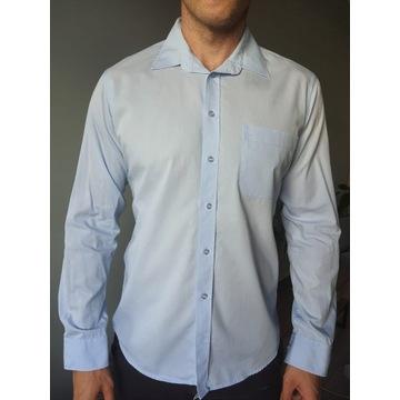 Koszula Kastor niebieska 42 slim