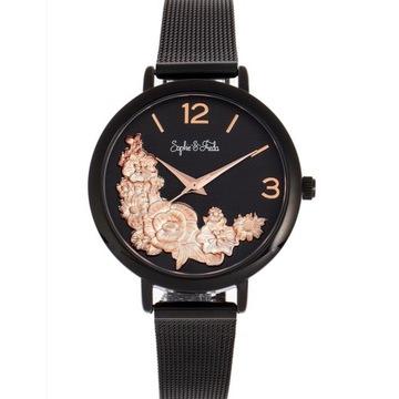 "Sophie&Freda zegarek kwarcowy ""Lexington"""
