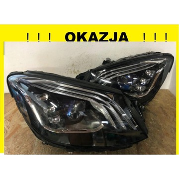 W222 lampa Full Led Mutibeam 2229067803 2229061905