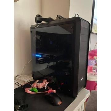 Komputer PC jak nowy i5 10400f 16 gb ram rx 580