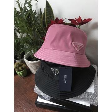 Bucket hat kapelusze czapki rybackie prada