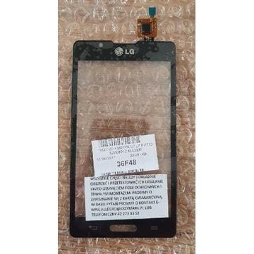 Lg L7 II P710 digitizer dotyk czarny