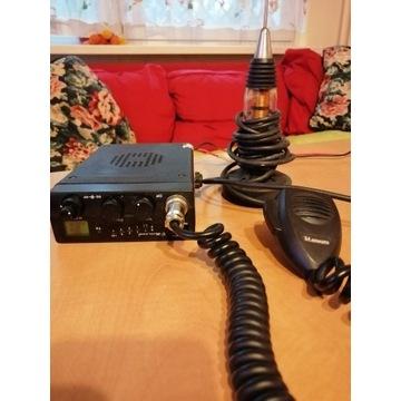 Cb radio Midland ALAN 101 plus antena president