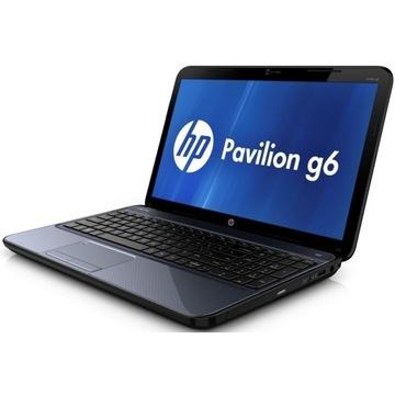 HP Pavilion g6-1104eo i3 370M SSD120GB  4GB RAM