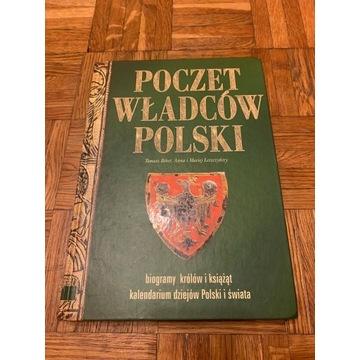 Poczet władców polski - biogramy królów i książąt