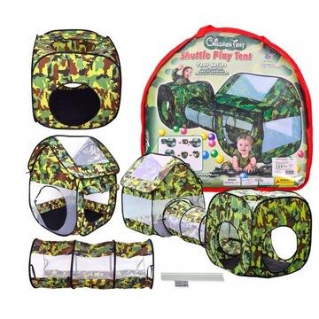 Namiot Ogrodowy Tunel DOMEK dla dzieci MORO Y244