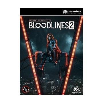 Vampire: The Masquerade - Bloodlines 2  STEAM PC