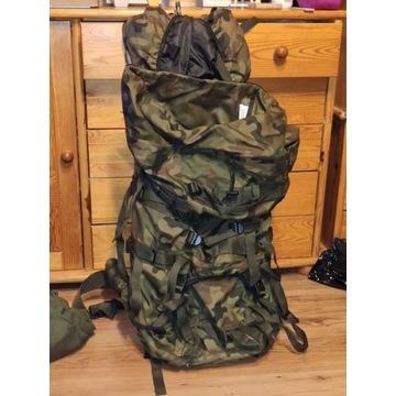 Plecak wojskowy zasobnik piechoty MON