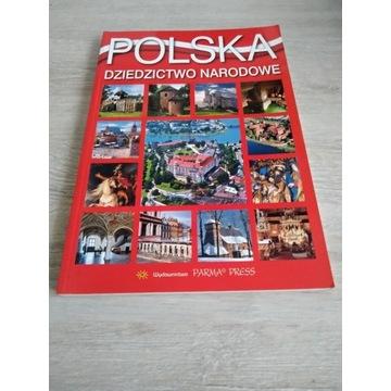 Polska . dziedzictwa narodowe