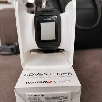 Smartwatch sportowy TomTom Adventure