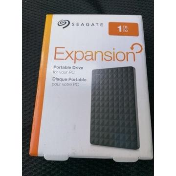 Dysk zewnętrzny Seagate Expansion 1TB