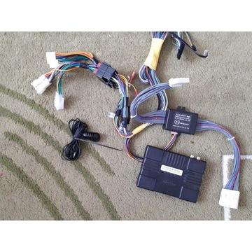 zestaw głośnomówiący do Toyoty Yaris III Nokia EVE