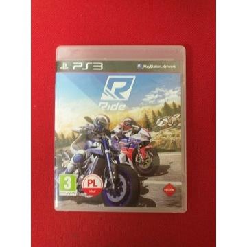 Ride PL PS3 po polsku wyścigi