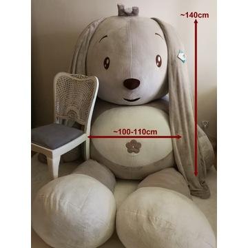 Pluszowy Pan Królik - maskotka gigant
