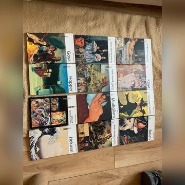 albumy malarzy
