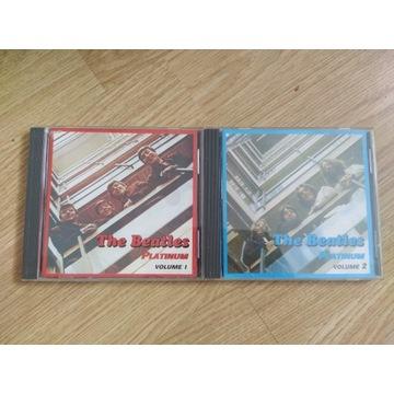 The Beatles Platinum vol 1 vol 2 płyta CD