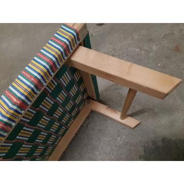Leżanka, leżak przedszkolny Pro Cezas 140 cm