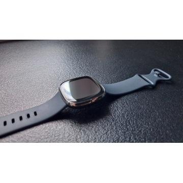 Smartwatch Fitbit versa 3 czarny