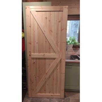 Drzwi Radex 80 Loft prawe