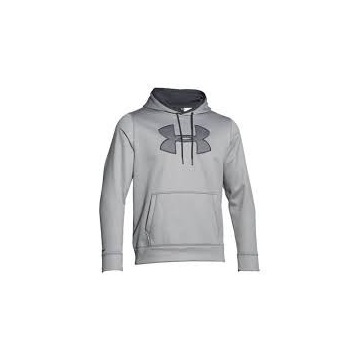 BLUZA UNDER ARMOUR FLEECE STORM BIG LOGO L IDEALNA