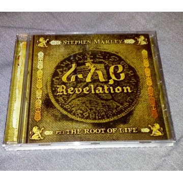 "Płyta CD: STEPHEN MARLEY ""PT.1.THE ROOT OF LIFE"""