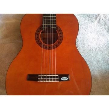 Gitara brązowa