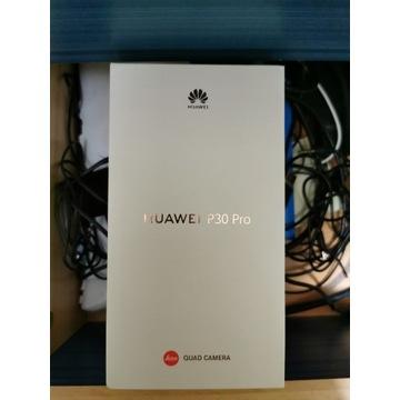 Nowy Huawei p30 pro 8/256
