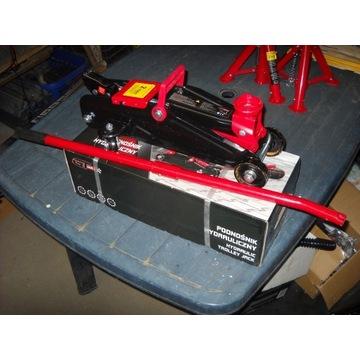 nowy podnosnik hydrauliczy zaba hydrauliczna 2 ton
