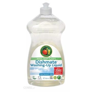 Earth Friendly Płyn do mycia naczyń bezzapachowy