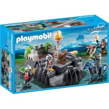 Playmobil 6627 Twierdza rycerska herbu Smok