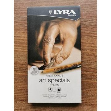 12 ołówków Lyra Rembrandt Art Specials