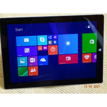 "Microsoft Surface 3 /64GB/ 10,8""/ Full HD"