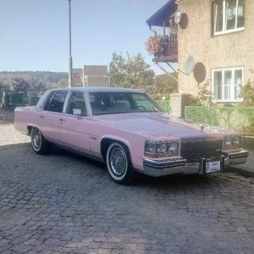 Cadillac fleetwood 84r. 6.6L