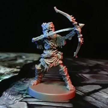 Szkielet łucznik wer. 4 - Figurki RPG, D&D