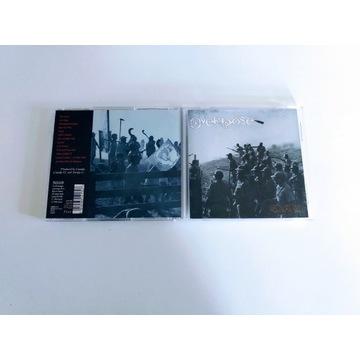 "OVERDOSE - ""SCARS""  CD"