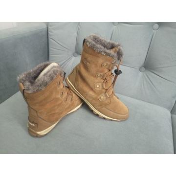 Sorel buty śniegowce roz 37