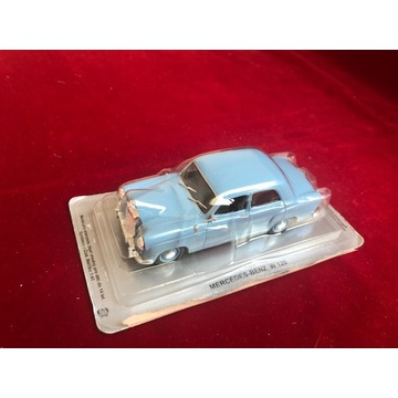 Kultowe Samochody PRL - Mercedes Benz W120