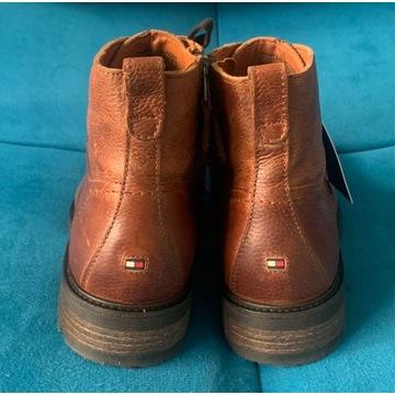 Buty wysokie Tommy Hilfiger dł. wkładki 28 cm r43