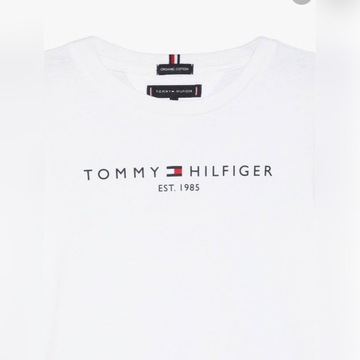 TOMMY HILFIGER ESSENTIAL longsleeve 164 S 14