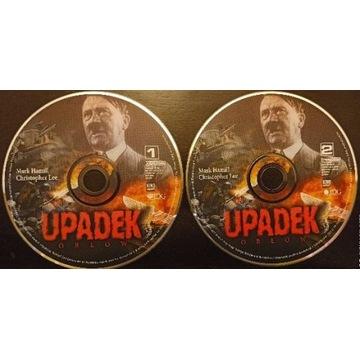 DVD  -  UPADEK  - orłòw  --  2  x DVD Film