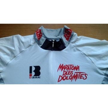 BIEMME Maratona Dles Dolomites koszulka carbon M