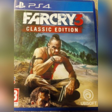 FAR CRY 3 PS4 PL